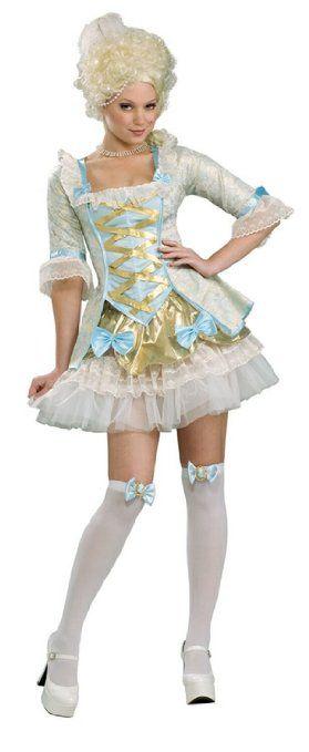 Lady of Versailles Victorian Marie Antoinette Costume