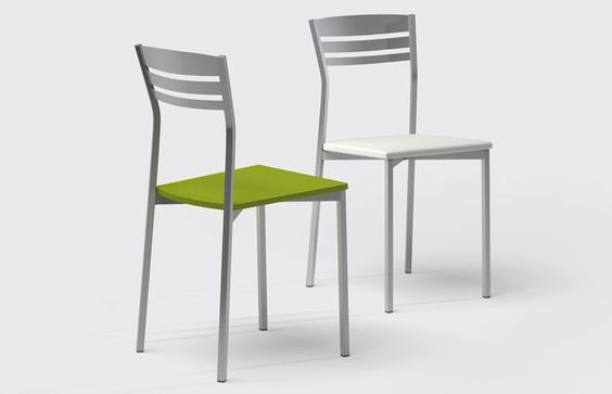 #mesas y #sillas modernas para #cocinas #diseño de cocinas. #linea 3 cocinas #Madrid
