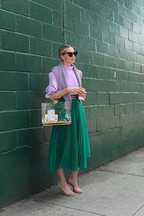 Lavanda Lavanda y Lavanda El Color De Esta Temporada  Cut  Paste  Blog de Moda