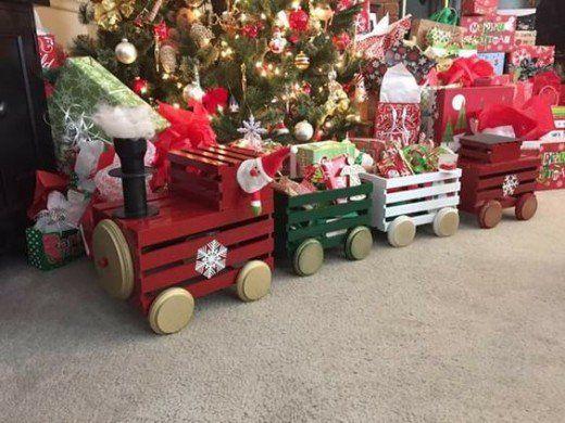 Santa S Sleigh With Misfit Toys Christmas Yard Decorations Outdoor Christmas Decorations Yard Outdoor Christmas Decorations