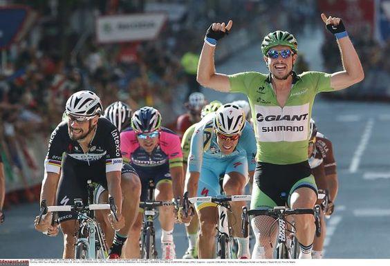 Vuelta a España 2014 - Stage 12: Logroño - Logroño 166.4km - John Degenkolb (Giant-Shimano)