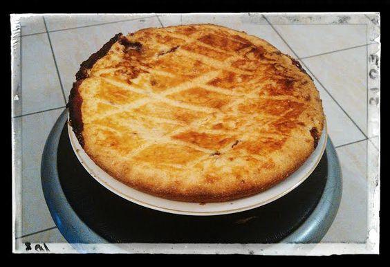 Gâteau Basque - Pâtisser Malin