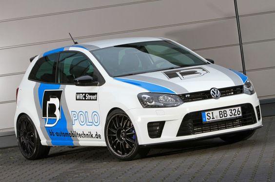 VW Polo R WRC Street von B&B