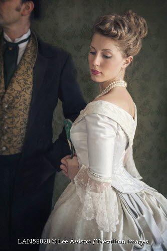 Trevillion Images - wealthy-victorian-couple: