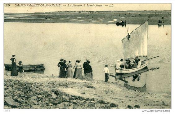 Svss - Le passeur à marée basse