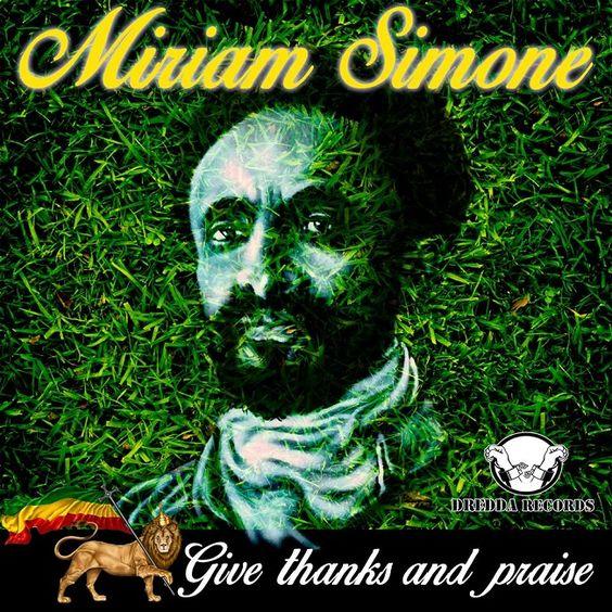 Miriam Simone - Give Thanks And Praise (Dredda Records)