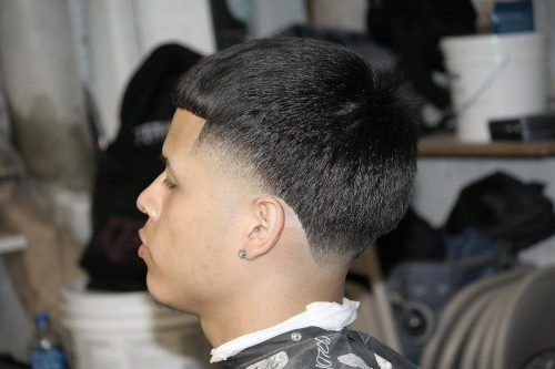 High Taper Fade Tapered Haircut High Taper Fade Tapered Hair