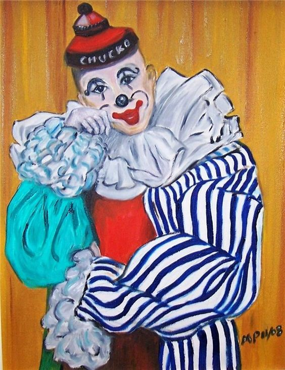 Clowns et arlequins 7