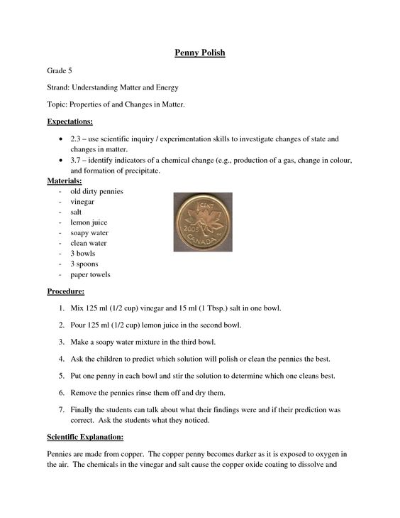 Pennies cleaning pennies and fair projects on pinterest