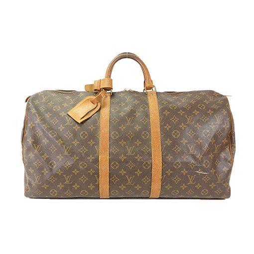 Louis Vuitton Lv Keepall 55 M41424 Boston Hand Bag Used From Japan Fashion Clothing Shoes Accessories Womensbagshan Louis Vuitton Woman Bags Handbags Bags