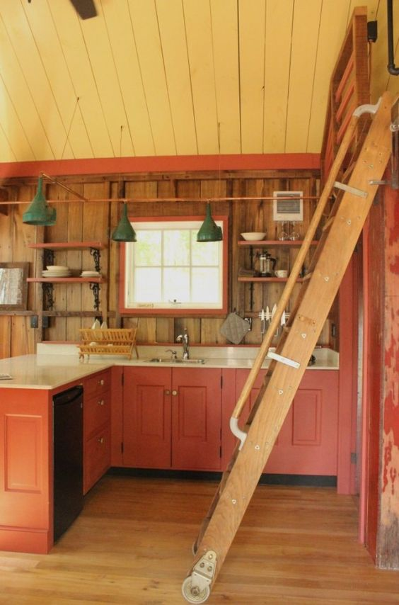 Recycled materials cabinets and house on pinterest for Kitchen cabinets made from recycled materials