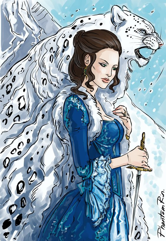 "@phantomrin.tumblr.com: Lysandra (""Throne of Glass"" by @sjmaas)"