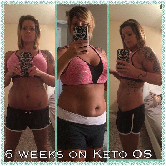 1 Month Keto Diet Results