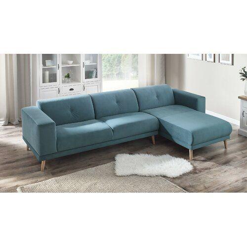 Zipcode Design Ecksofa Angelica Couch Home Decor Sofa