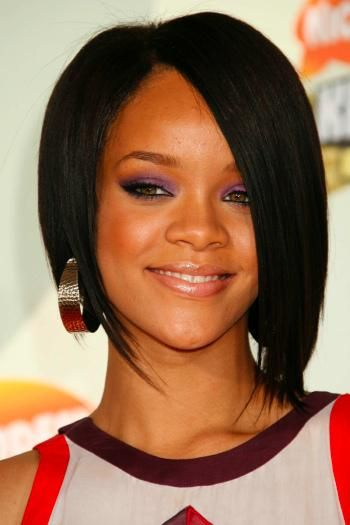 Rihanna could have her own board really, her hair is always hot..