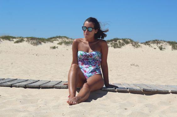 RITA: Vacay Diary   Swimsuit at the beach