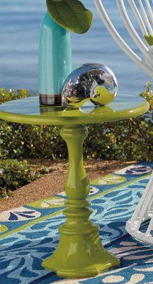 Bright Outdoor Furniture.