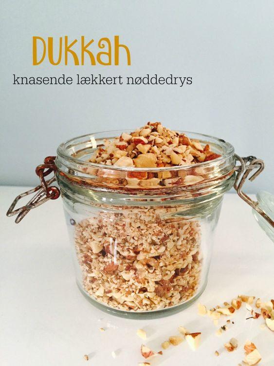 Hjemmelavet dukkah - opskrift på lækkert og knasende egyptisk-inspireret nøddedrys ...