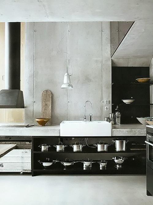 Industrial, creatividad and cocina on pinterest