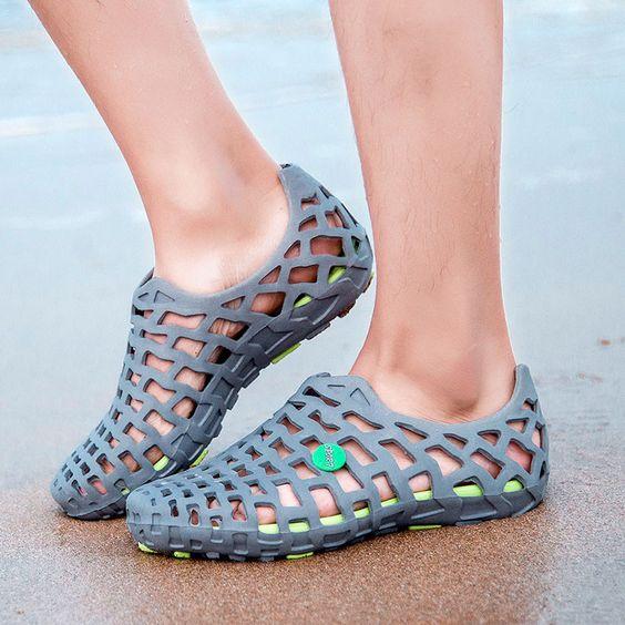 Mesh PVC Shoes