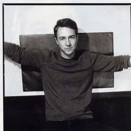 Edward Norton, male actor, young, youth, sexy guy, love ...