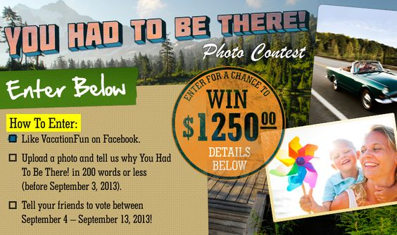 "The entry date has been extended to September 3rd!  Why not give our ""You Had To Be There"" contest a shot?  Who knows, maybe you'll be $1250 richer soon! woobox.com/scssim"