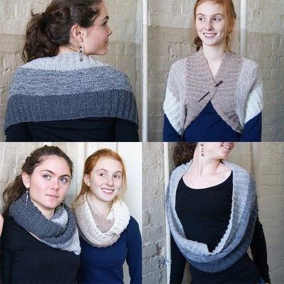 Lowell Cowl (Free)