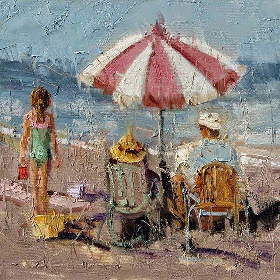 Mostafa Keyhani, 1954 ~ Impressionist/Plein air painter | Tutt'Art@ | Pittura * Scultura * Poesia * Musica |: