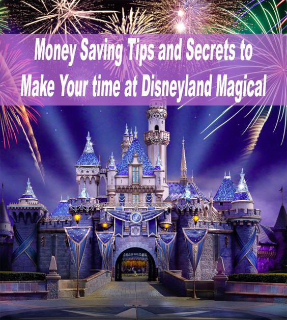 Planning a trip to Disneyland soon or maybe in the future? Pin these money saving tips for Disneyland and you will be happy you did when you have the vacation of a lifetime for less! Coupons4Utah