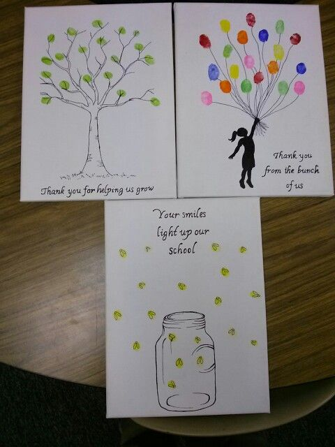 Canvases, End of and Principal appreciation on Pinterest