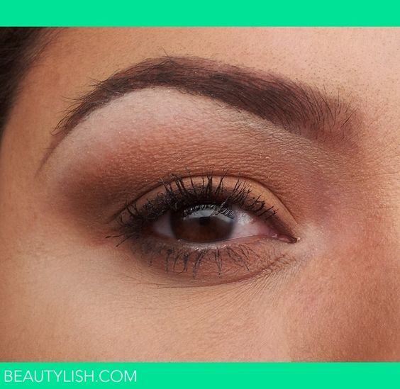 how to get nice eyebrows with makeup