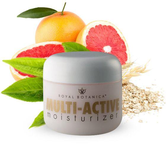 Multiactve moisturizer