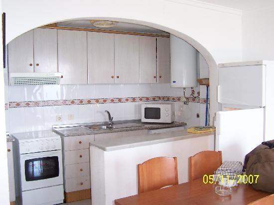 Muebles y decoración de interiores: kitchenette o mini cocina para ...