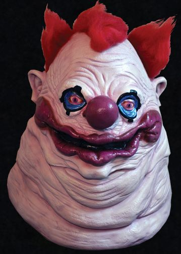 Killer klowns from outer space mask fatso circus gone for Space clowns