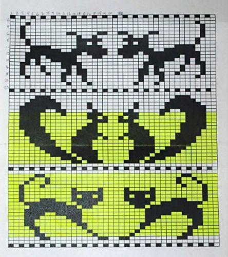 Ravelry: drewbird's Animals Chart