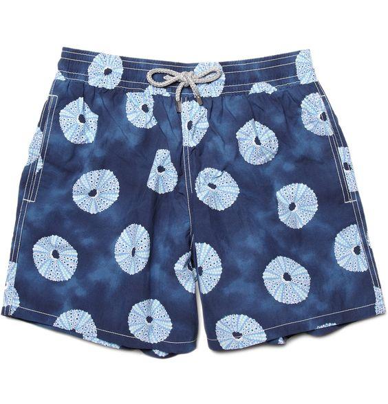 Vilebrequin  Moorea Sea Urchin Swim Shorts, $230