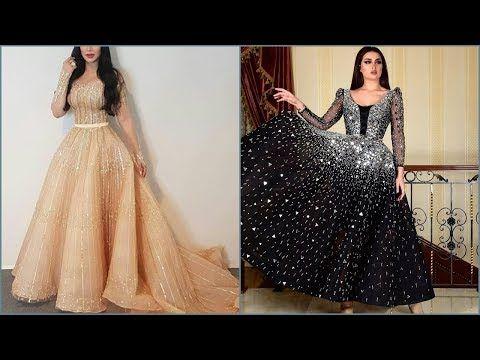 فساتين سهرة ستجعلك تتالقين في كل المناسبات Youtube Halter Formal Dress Formal Dresses Fashion