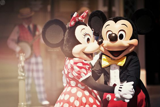 The big eared superstar, commonly known as Mickey Mouse, was caught cheating…