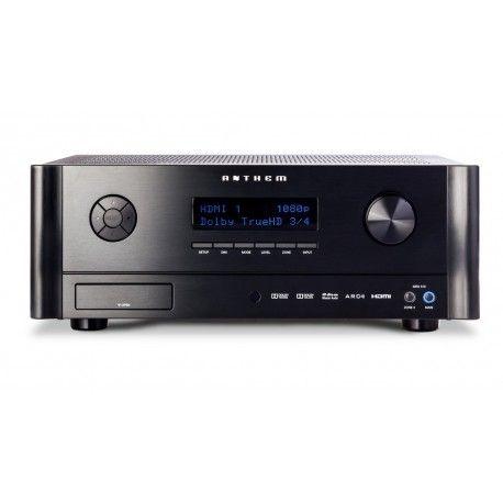 Anthem MRX 510 - Receptor de A/V de 7.1 canales compatible Dolby Digital, Dolby Digital Plus, DTS, TrueHD, DTS-HD 8 x Entradas HDMI 1.4a compatible 3D y 4K, 2 x salidas HDMI 1.4a compatible 3D y 4K. Escalado de video a 4K. 7 x 75W (todos los canalaes) #homecinema