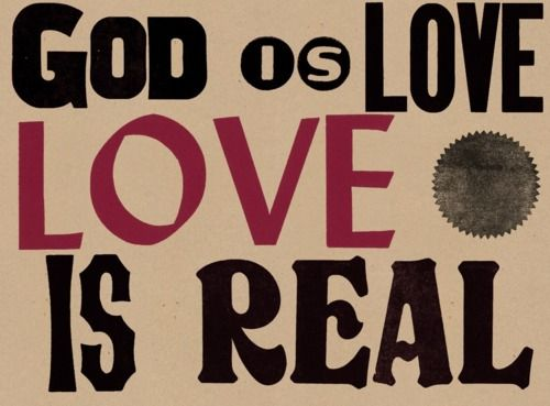 therefore, God is real. (don't you love categorical arguments?)
