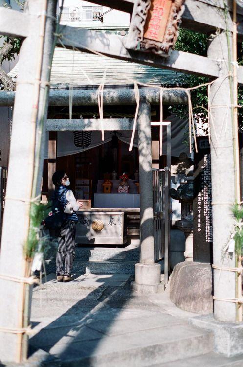 day trip photography - 深川七福神 | 深川稲荷神社 Fukagawa Inari Jinja En siguiente...