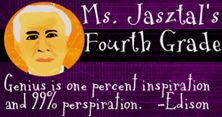 Victoria Jasztal's blog - great lesson and management ideas