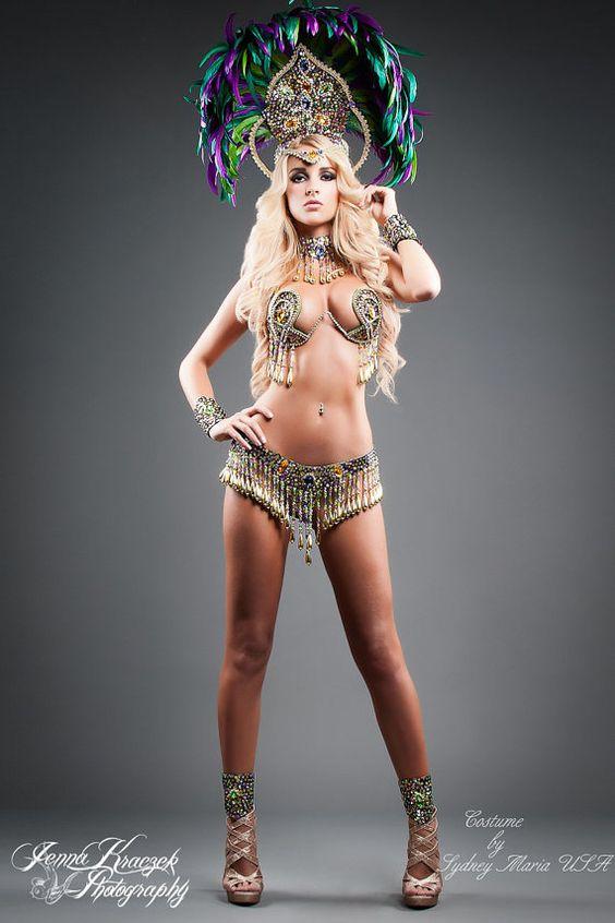 AMAZONIA Samba Costume