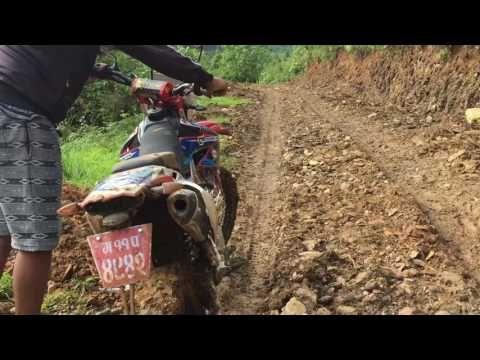 Dirt Bike Nepal Adventure Pokhara To Panchase Off Road Xz