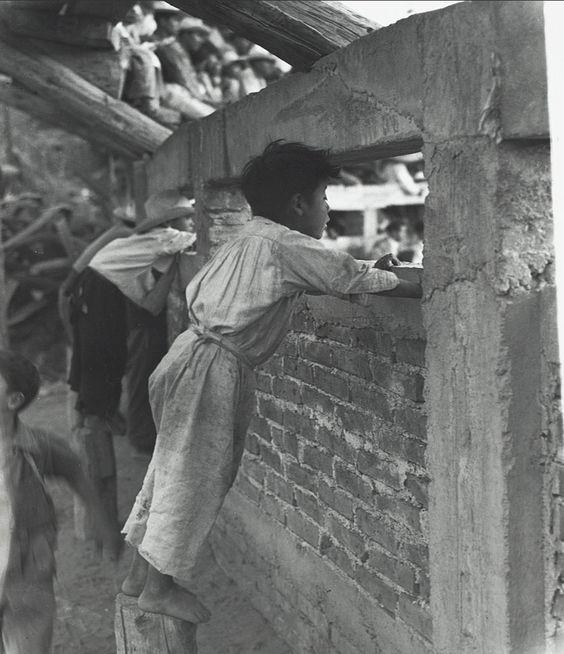 Lola Alvarez Bravo, Espion, 1948