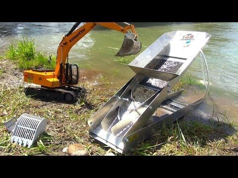 Atv Wash Plant J Farmer Mining Youtube Gold Prospecting Gold Mining Equipment Gold Sluice