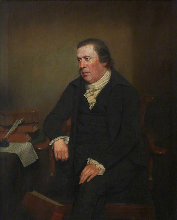 William Smellie, printer, encyclopaedist, antiquarian.