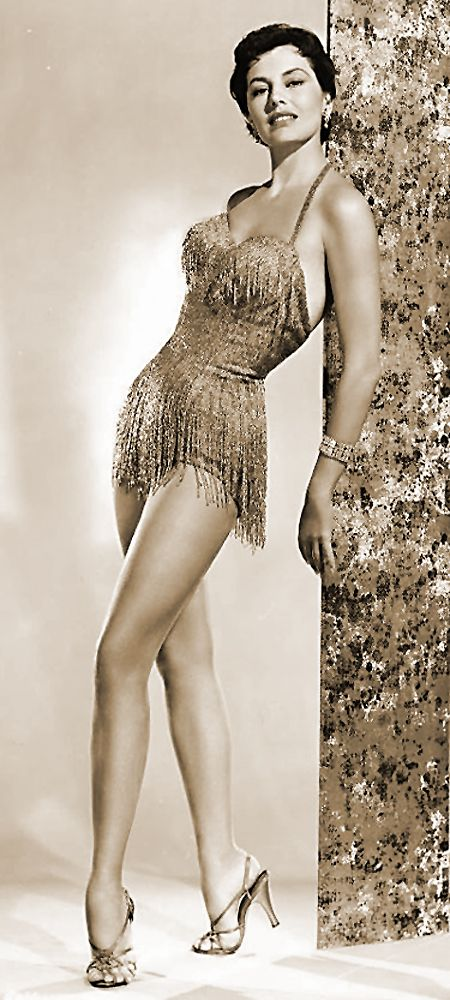 ~Cyd Charisse was born Tula Ellice Finklea on March 8, 1921 in Amarillo, Texas.: