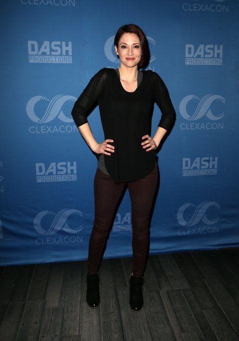 Chyler Leigh at Clexacon 2018   Chyler leigh supergirl, Chyler leigh,  Supergirl