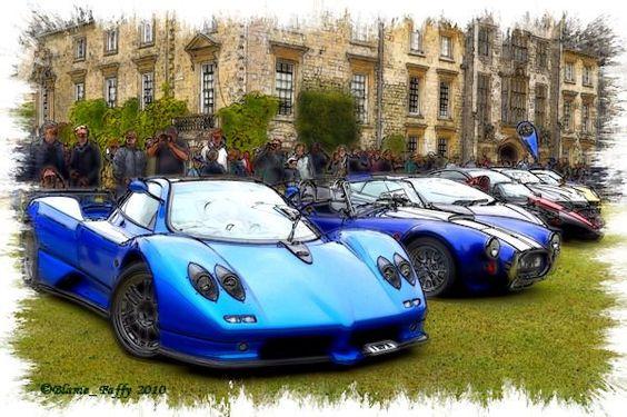 Supercar Event Wilton House
